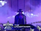 Wrestlemania 25 - The Undertaker Entrance