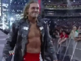 Wrestlemania 26 - Edge Entrance