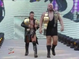 Wrestlemania 26 - The ShowMiz Entrance
