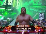 Wrestlemania 26 - Triple H Entrance