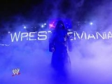 Undertaker Entrance WrestleMania 28