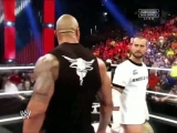 CM Punk - The Rock - Royal Rumble 2013 Promo