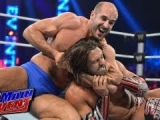Justin Gabriel vs Antonio Cesaro - Main Event...