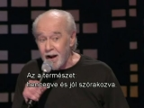 George Carlin stand-up comedy az árvízről