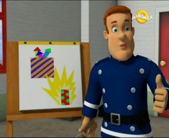 Sam, a tűzoltó - Tűzkerék