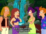 Futurama-Fry and Leela's Big Fling 9. évad 2...