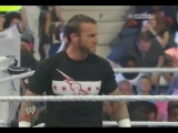 CM Punk vs. Randy Orton