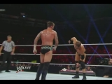 CM Punk vs Curtis Axel