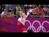 Aliya Mustafina Up is Down