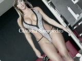 Claudia Sampedro in Sexy Lingerie Photoshoot