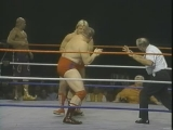 The Dream Team vs Iron Sheik & Nikolai Volkoff...