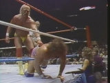 Hulk Hogan vs Randy Savage (WWF 1986.01.27)