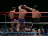 Rick Martel & Tony Garea vs Mr. Fuji & Mr...
