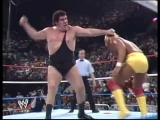 Hulk Hogan vs Andre the Giant (WWF 1988.02.05)