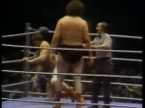 Andre the Giant vs Ernie Ladd (WWWF 1976.04.26)