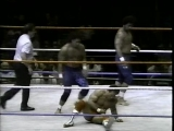 The Islanders vs The Young Stallions (WWF 1987...