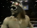 Randy Savage vs Tito Santana (WWF 1986.12.10)