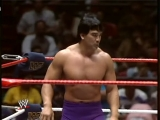 Rick Rude vs Ricky Steamboat (WWF 1987.12.26)