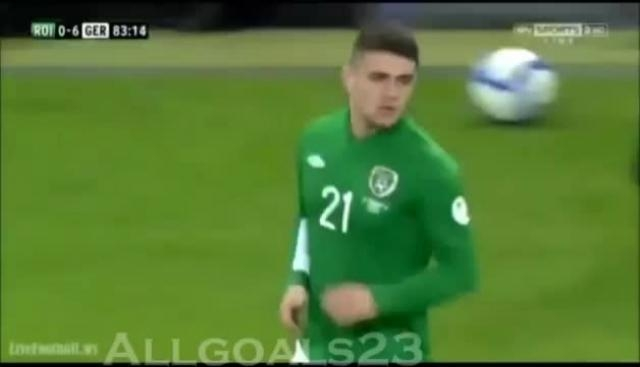 Ireland   Germany 1 6  All Goals  Highlights   World Cup Qualifier 12102012