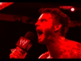 CM Punk vs. Axel: Beat the clock match