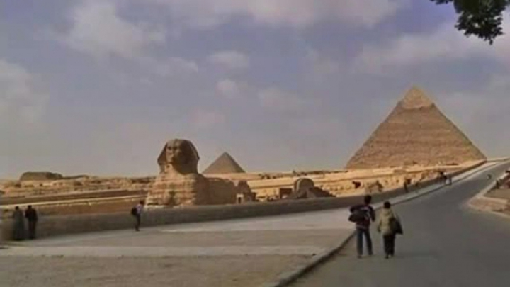 Tourism on Trial - Egypt
