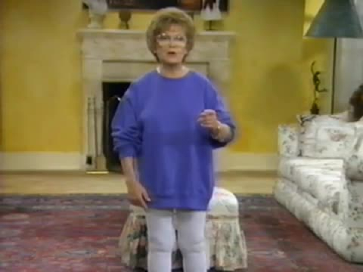 Estelle Getty - Young at Heart - Body Conditioning