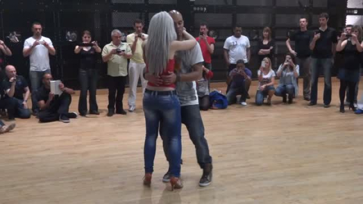 Kizomba Freestyle