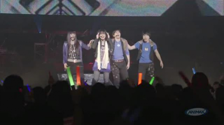 ANIMAX MUSIX Fall 2010 - Part 2 2/3