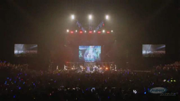 ANIMAX MUSIX 2011 Part 3 1/3