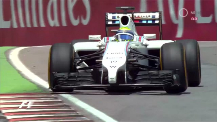 F1 2014 Canada Unofficial Race Edit [HD]