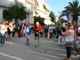 Csőre Ernő Spartathlon Finish 2014