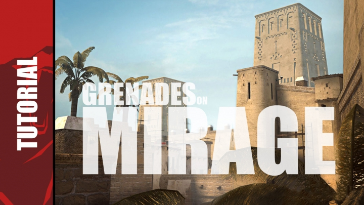 Basic grenade tutorial - Mirage