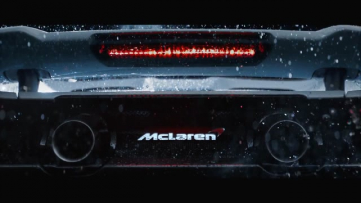 The McLaren 675LT izelítő
