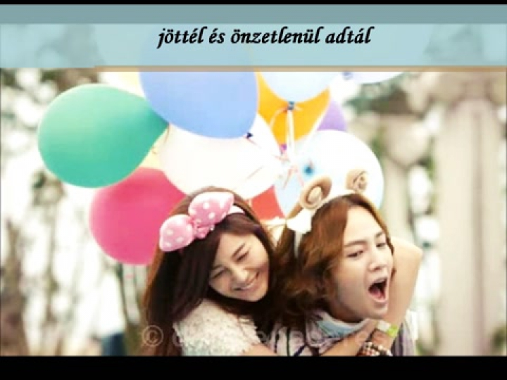 Jang Geun Suk - Mandy /You're my pet OST/ (hun sub)