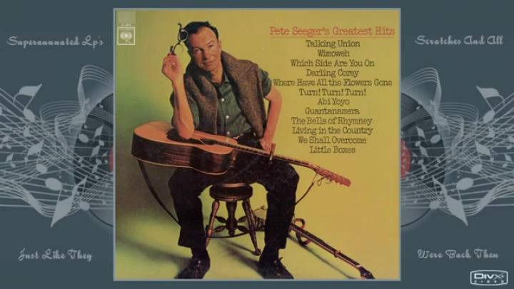 PETE SEEGER greatest hits Side Two