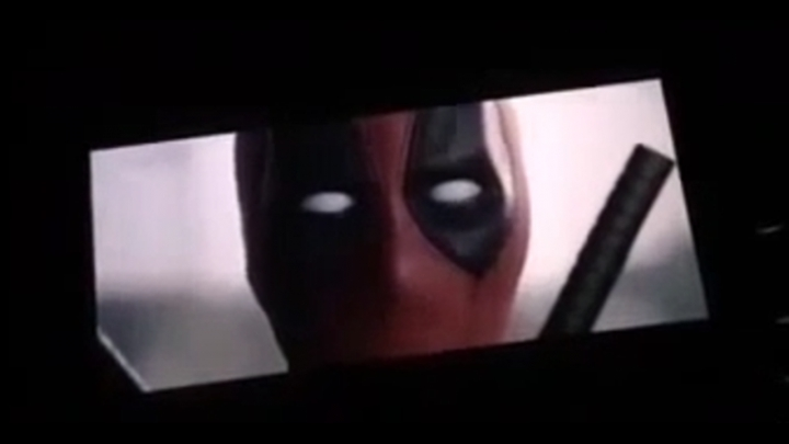 DEADPOOL - Comic-Con trailer