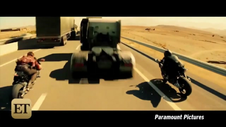 Mission: Impossible - Rogue Nation (2015) Movie Clips #1 'Car & Bike Chases'