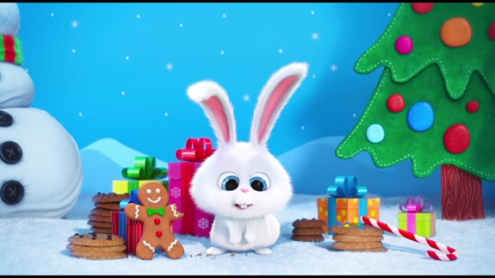 The Secret Life of Pets - The Holiday Greeting