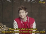 Super Junior - Santa you are the one (hun sub)