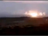 Impressive Hell-fire by Russian MLRS in Ghab...