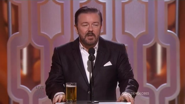 goldennnopening gervais 4th time