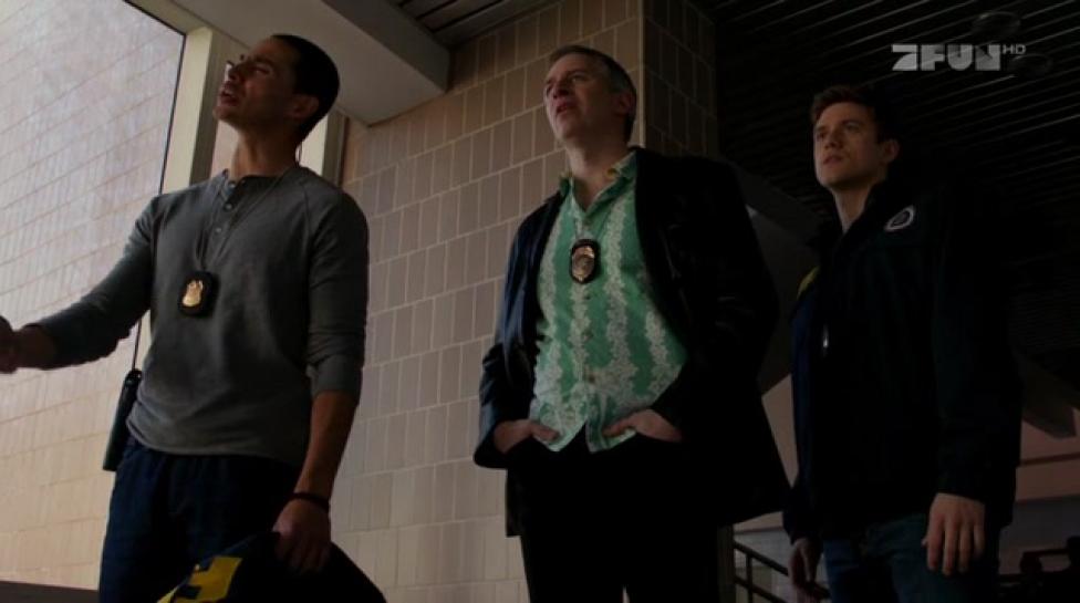 Graceland - Ügynökjátszma 1. évad 1.rész (part 2) magyarul