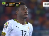 Cote d'Ivoire vs Ghana Penalty Shootout HD...