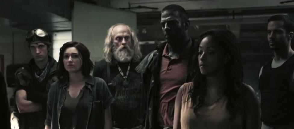 Z, mint zombi 2. évad 12. rész