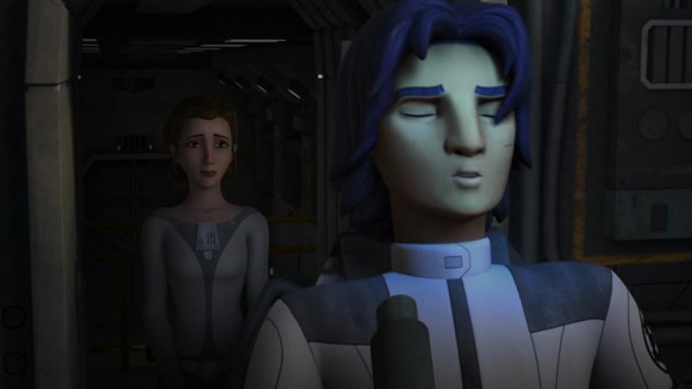 Star Wars: Lázadók 2. évad 10. rész