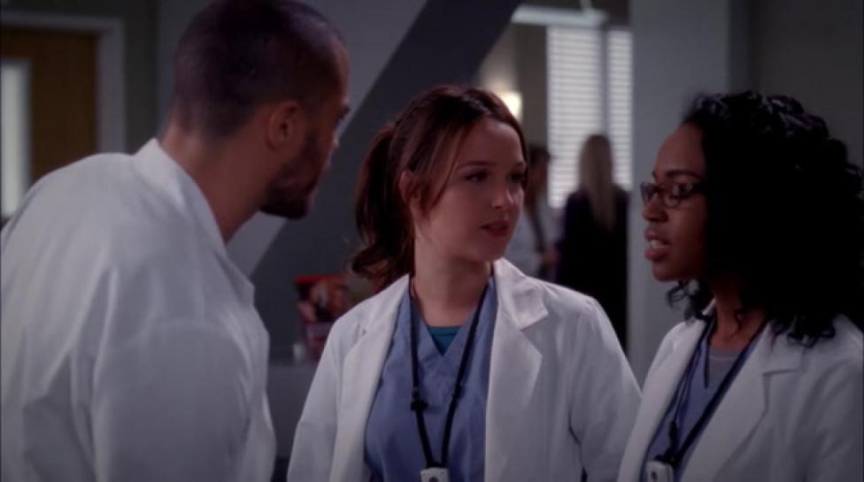 A Grace klinika 9. évad 14. rész