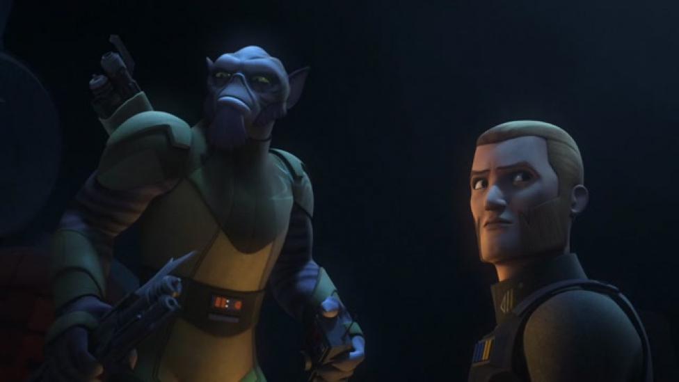 Star Wars: Lázadók 2. évad 15. rész