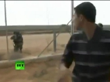 Israeli Soldiers SHOOTING at Innocent and...