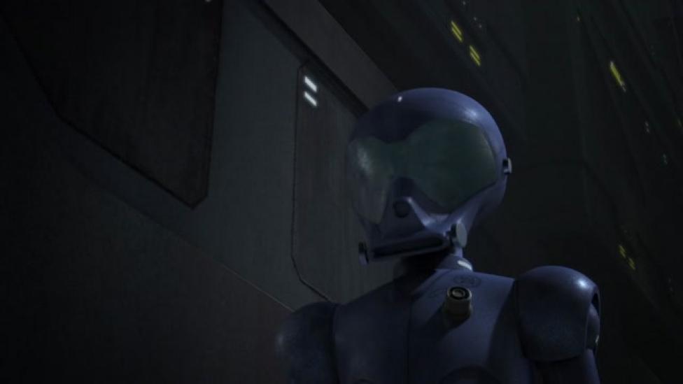 Star Wars: Lázadók 2. évad 17. rész