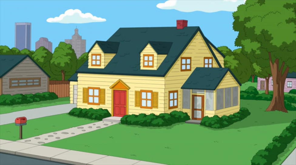 Family Guy 13. évad 8. rész